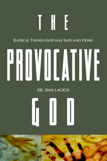 The Provocative God Book